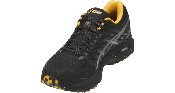 asics GT-2000 5 Trail Plasmaguard Shoes Men black/carbon/gold fusion